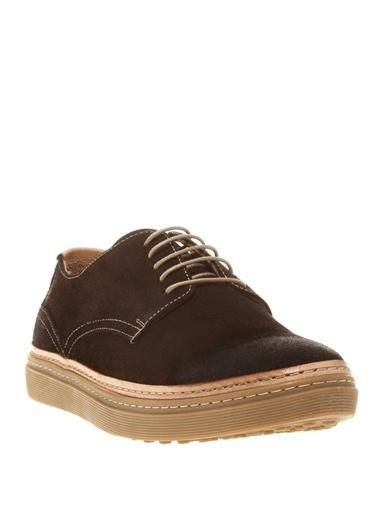 Cotton Bar Ayakkabı Kahve
